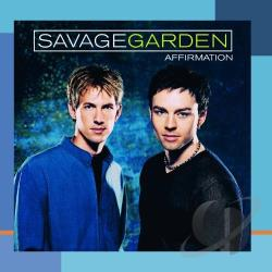 Savage Garden - Affirmation CD Cover Art