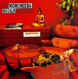 Morcheeba - Big Calm CD Cover Art
