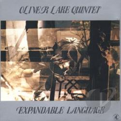 Lake, Oliver - Expandable Language CD Cover Art