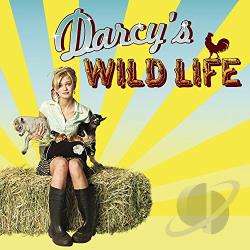 Darcy's Wild Life CD Cover Art
