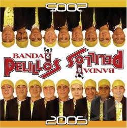 Banda Pelillos - 2005 CD Cover Art