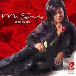 Ms. Jody - You're My Angel CD Cover Art