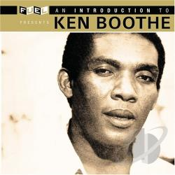 Boothe, Ken - An Introduction To Ken Boothe CD Cover Art