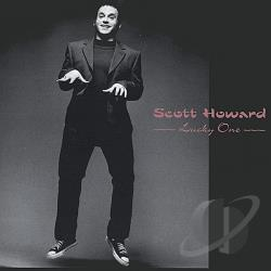 Howard, Scott - Lucky One CD Cover Art