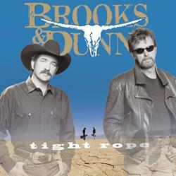Brooks & Dunn - Tight Rope CD Cover Art