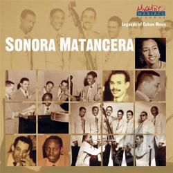 Matancera, Sonora - Legends Of Cuban Music - Sonora Matancera CD Cover Art