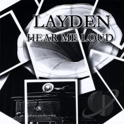 Layden - Hear Me Loud CD Cover Art