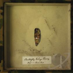 ARTRIDGE - Butterfly Wing Theory PT. 1 CD Cover Art