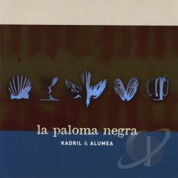 Kadril - La Paloma Negra CD Cover Art