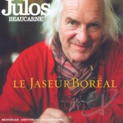 Beaucarne, Julos - Jaseur Boreal CD Cover Art