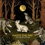 Haste The Day - Attack of the Wolf King CD Cover Art