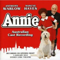 Annie CD Cover Art