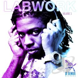 McGregor, Stephen - Labwork, Vol. 3 CD Cover Art