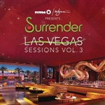 Various Artists - Ultra / Wynn Presents Surrender Las Vegas Sessions Vol. 3 (Mixed By Adrian Lux) DB Cover Art