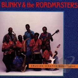 Blinky & The Roadmasters - Crucian Scratch Band Music CD Cover Art