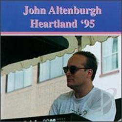 Altenburgh, John - Heartland '95 CD Cover Art