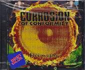 Corrosion Of Conformity - Deliverance CD Cover Art