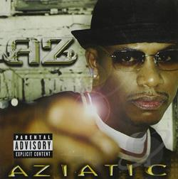 AZ - Aziatic CD Cover Art
