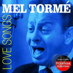 Torme, Mel - Love Songs CD Cover Art