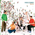 Paris Combo - Motifs CD Cover Art