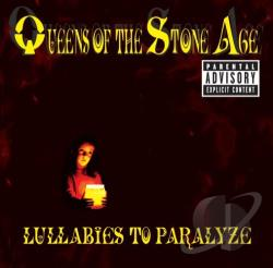Queens Of The Stone Age - Lullabies to Paralyze CD Cover Art