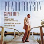 Bryson, Peabo - Super Hits CD Cover Art