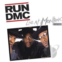 Run-DMC - Live At Montreux 2001 CD Cover Art