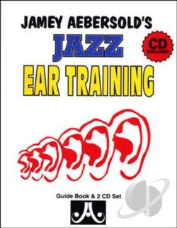 Jamey Aebersold's Jazz Ear Training Cover Art