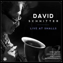 David Schnitter Quartet / Schnitter, David - Live at Smalls CD Cover Art