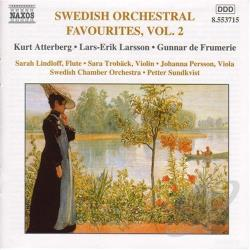 Swedish Orchestral Favourites 2 - Swedish Orchestral Favorites, Vol. 2 CD Cover Art