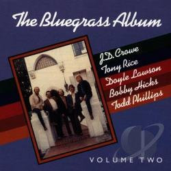 Bluegrass Album Band - Bluegrass Album, Vol. 2 CD Cover Art
