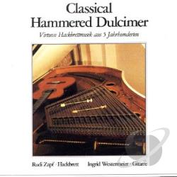 Zapf, Rudi - Classical Hammered Dulcimer CD Cover Art