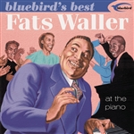 Waller, Fats - At the Piano CD Cover Art
