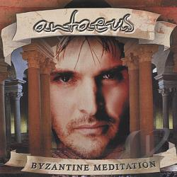 Alexx Antaeus - Byzantine Meditation CD Cover Art
