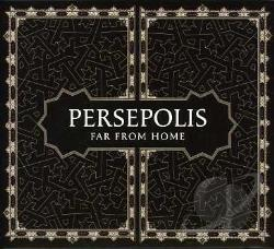Persepolis (Electronica) - Far From Home CD Cover Art