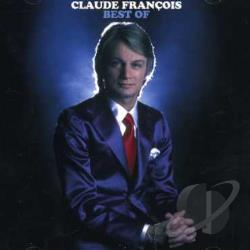 Francois, Claude - Best of Claude Francois CD Cover Art