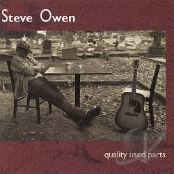 Owen, Steve - Quality Used Parts CD Cover Art