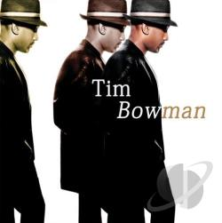 Bowman, Tim - Tim Bowman CD Cover Art