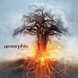 Amorphis - Skyforger CD Cover Art