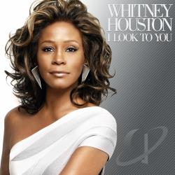Houston, Whitney - I Look to You CD Cover Art