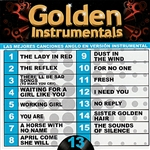 Yoyo International Orchestra - Golden Instrumentals 13 CD Cover Art