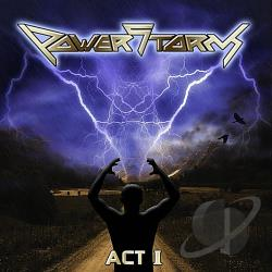 Powerstorm - Act I CD Cover Art