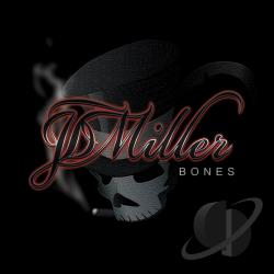 Jd Miller - Bones CD Cover Art