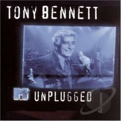 Bennett, Tony - MTV Unplugged CD Cover Art