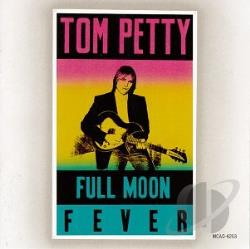 Petty, Tom - Full Moon Fever CD Cover Art