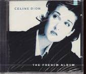 Dion, Celine - French Album CD Cover Art
