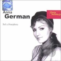 German, Anna - Zlota Kolekcja CD Cover Art