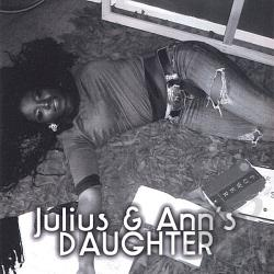 Jeanine - Julius & Ann's Daughter CD Cover Art