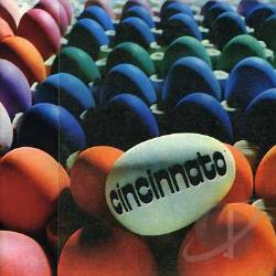 Cincinnato CD Cover Art