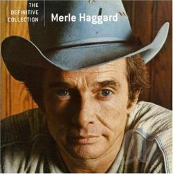 Haggard, Merle - Definitive Collection CD Cover Art